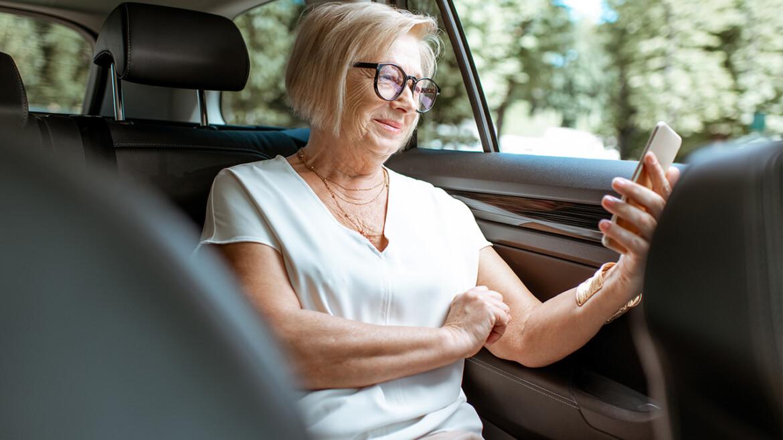 Mobil im Alter