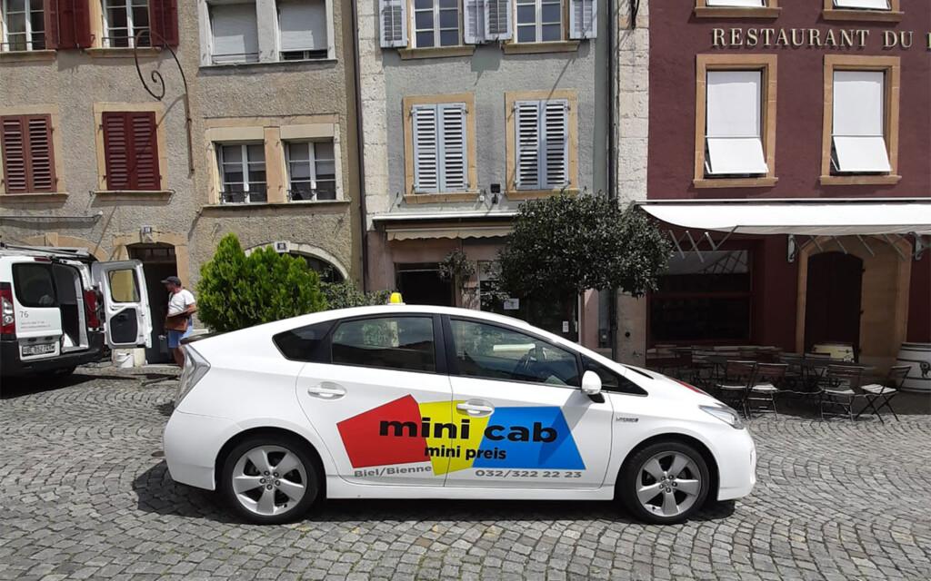 Auto-Minicab-Altstadt-Biel-Bienne